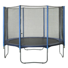 Upper Bounce Trampoline Replacement Net Fits For 10 Ft. Round Frames - Trampoline Replacements