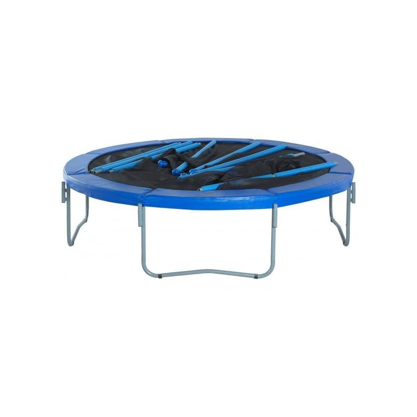Upper Bounce 14 Ft Trampoline Enclosure Net: Upper Bounce® 14 FT. Trampoline & Enclosure Set