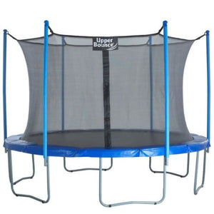 Upper Bounce® 15 Trampoline & Enclosure Set - Ubsf01-15 - Trampolines