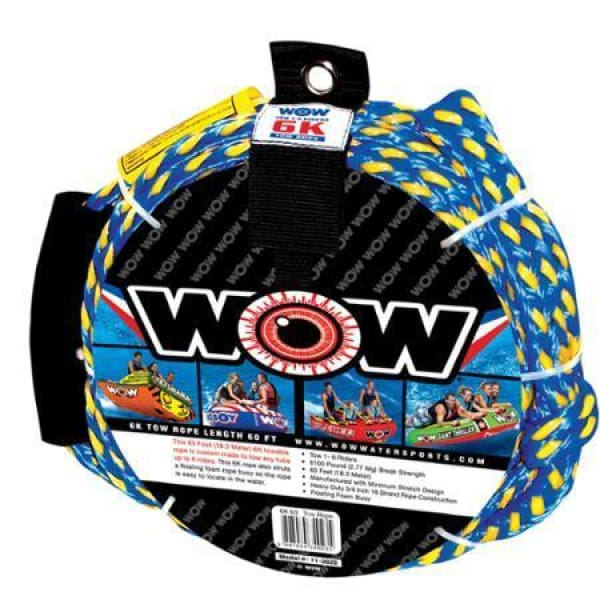 Wow 6k Rope - Tube Rope - wow-6k-rope - Water Toys Accessory