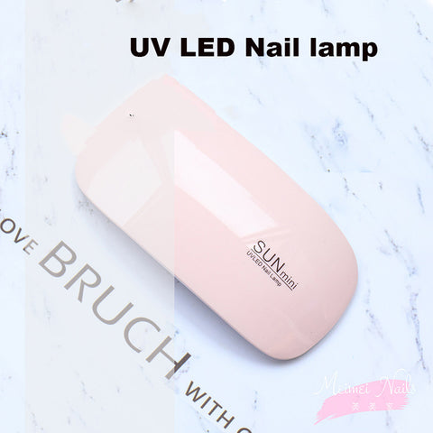 MINI UV LED Nail Lamp