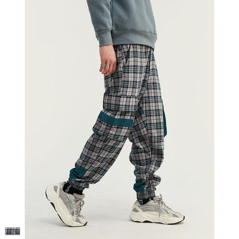 FV checkered trousers Pants