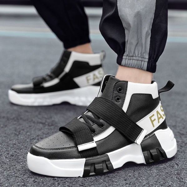 Color life fashion sneakers