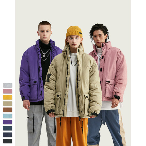 FV 2019 Pure color jacket 1