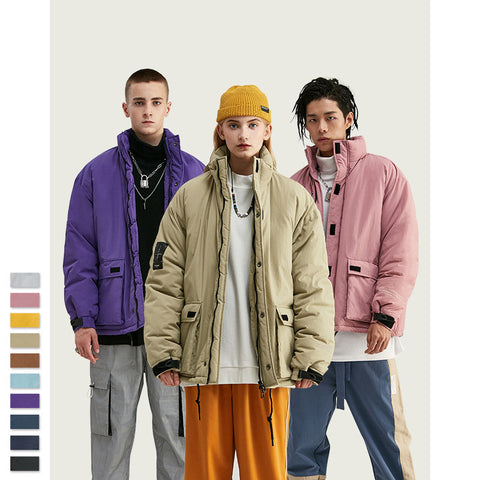 FV 2019 Pure color jacket