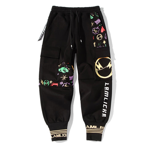LAM Original Panda pants