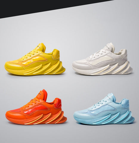 2020 Hot Pure color fashion sneakers