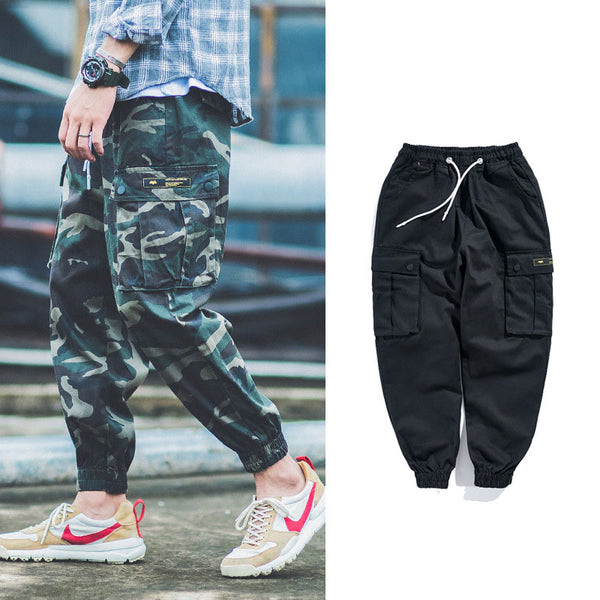 Casual hip-hop pants