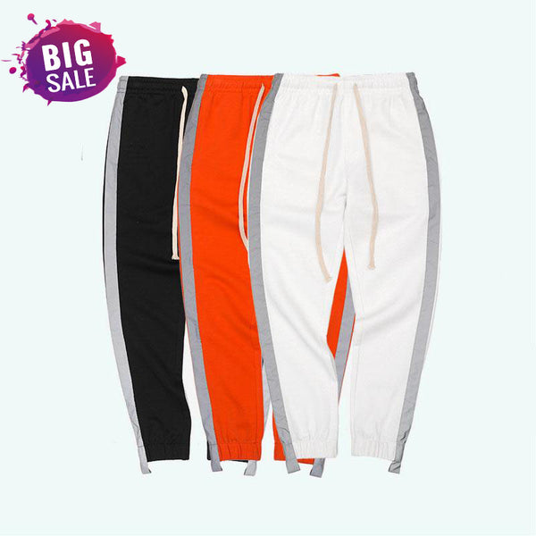 INF elastic casual pants