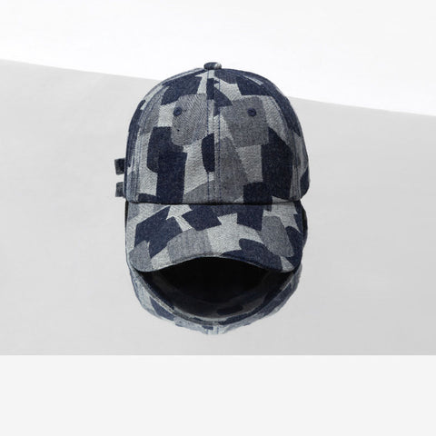 INF high street peaked cap