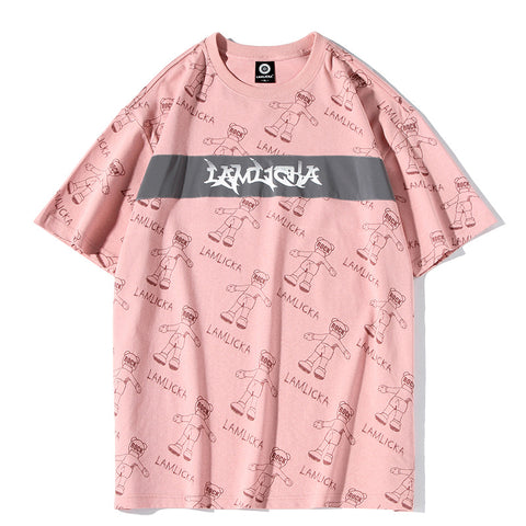 LAM Original 2020 Pink t-shirt