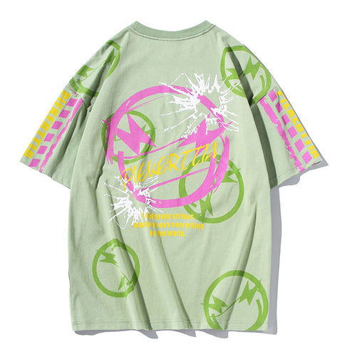 LAM Original Green t-shirt