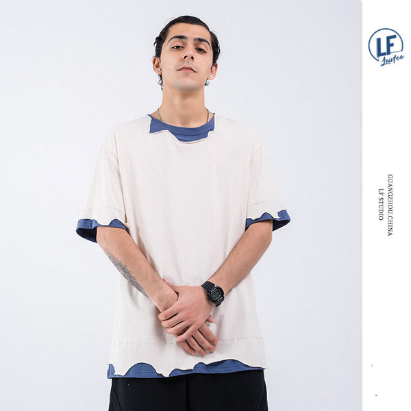 Deals|LF 2020 Pure color tee