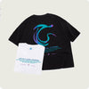 INF Abstract Printing 100% Cotton T-shirt