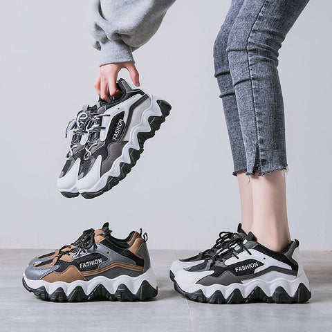 Deals|2020 INS Fashion Chunky Sneaker