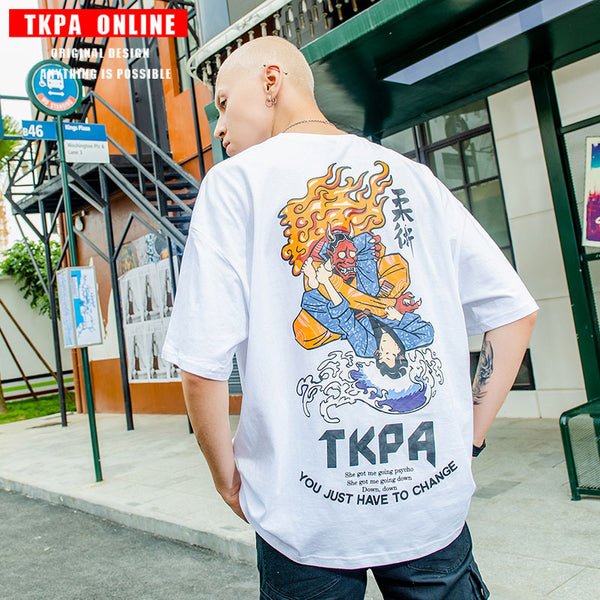 TKPA You just have to Change t-shirt
