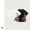 Printed CRANE Summer T-Shirt
