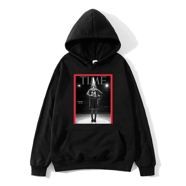 Time hoodies