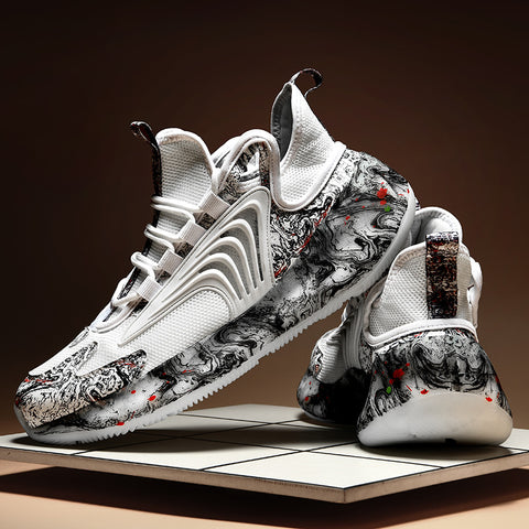 ZL 2020 Graffiti Sports sneakers