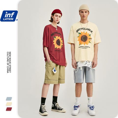 Sunflower tee