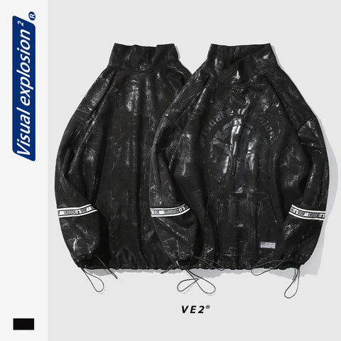 VE2 EYES Hoodies