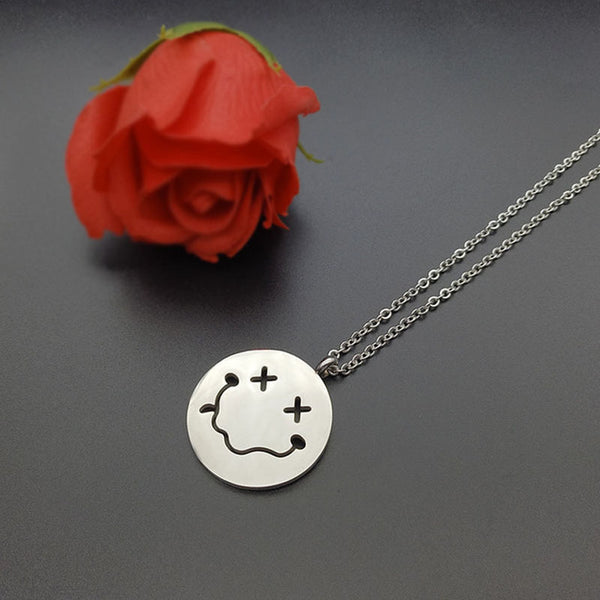 Smile everyday necklace