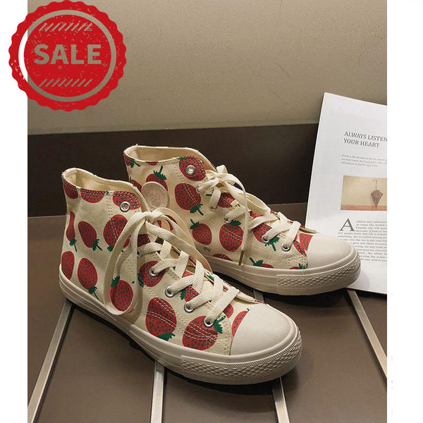 Homme Strawberry Sneakers