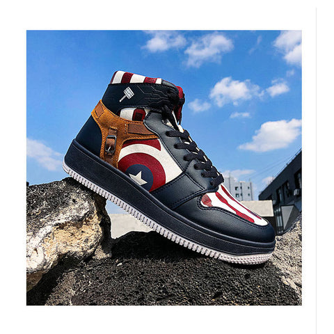 Cartoon Sneakers