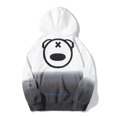 LAM X cute panda hoodies