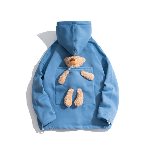 TKPA Cute bear hoodies