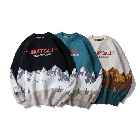 TKPA UNOFFCALL Sweaters