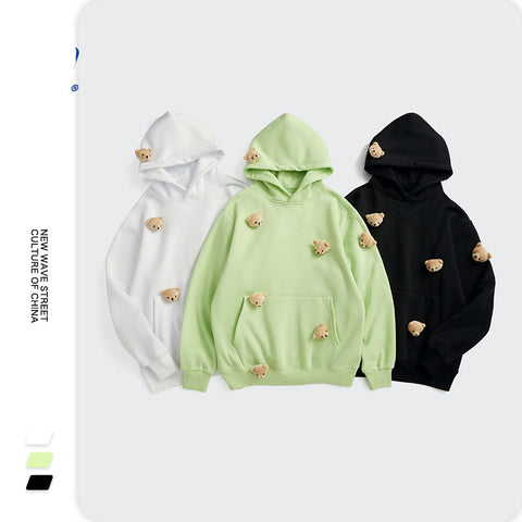 FV Bear hoodies