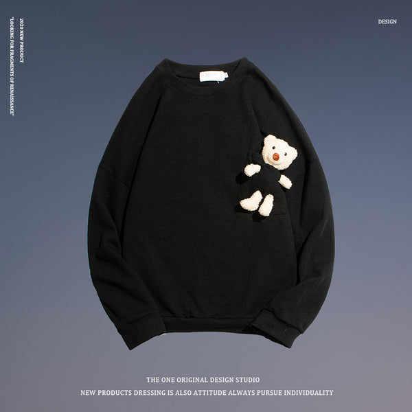 The one 3D Bear sweaters