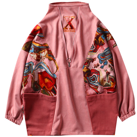 X China hoodies