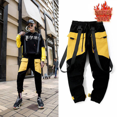 BFY Tape yellow pants