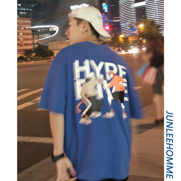 Homme HYPE FIVE T-shirt