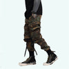 TKPA Big Pocket black/camo pants