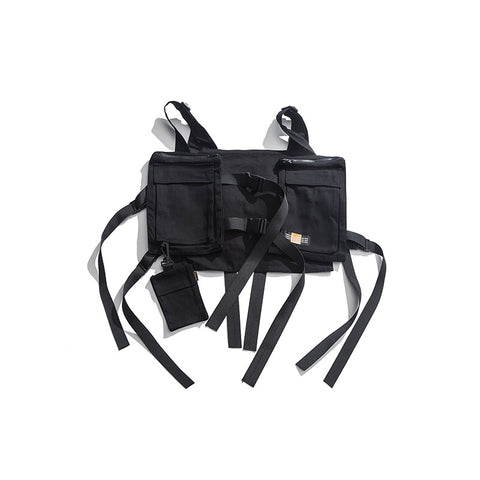 2019 Hot black bag vest