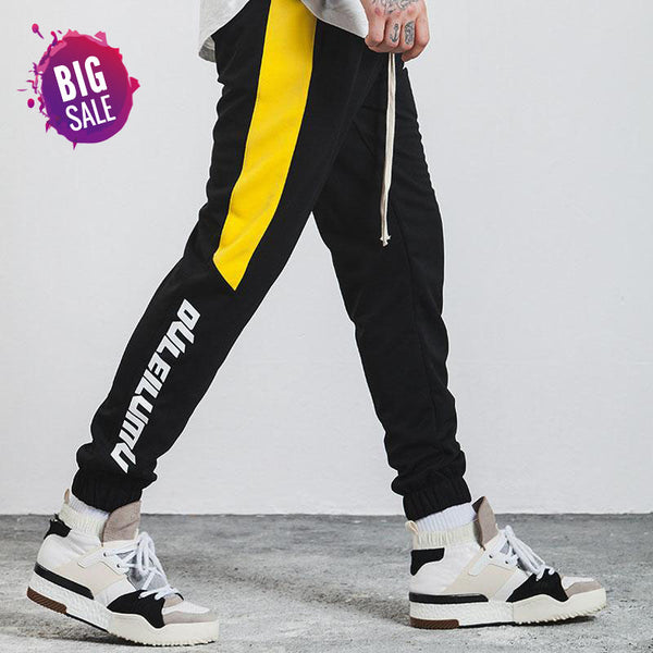 INF Street fashion printing pants