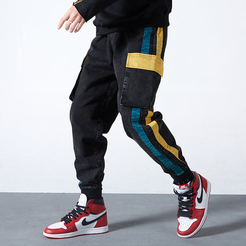 YY CHIC Street fashion pants