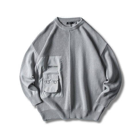 N3 Oversize Pocket sweaters