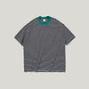 Hot oversize tape t-shirt