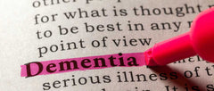Top Signs of Dementia