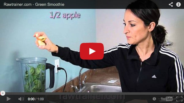 Green Smoothie Video Tutorial