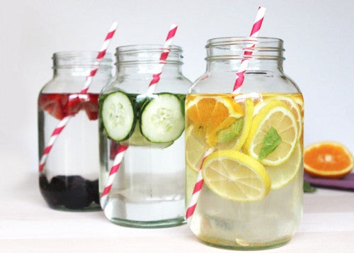 How to add flavor to your water