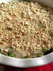 EASY RAW VEGAN GREEN BEAN CASSEROLE