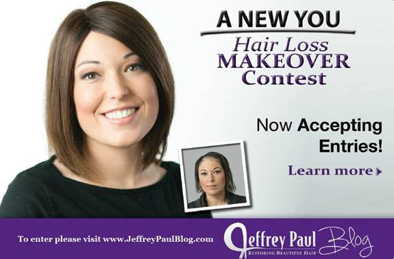 A New You: Hair Loss Makeover Contest!