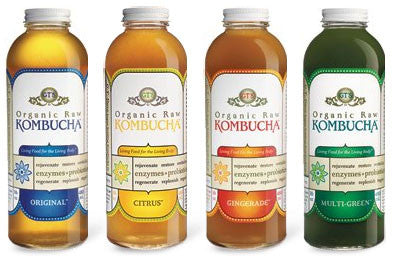 What's up with all this Kombucha talk???