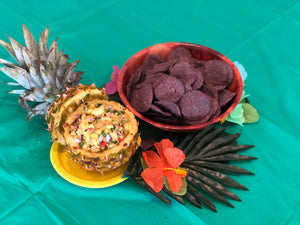 Pineapple Salsa recipe from our Hawaiian Birthday Party!