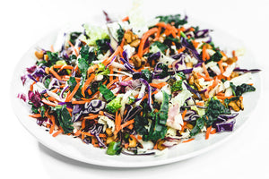 Asian Chop Salad - Raw Trainer